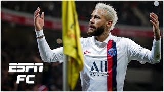 Is Neymar the best to ever play in France? | ESPN FC