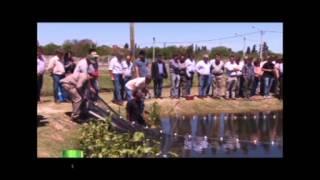 preview picture of video 'Jornada de piscicultura en La Paz'