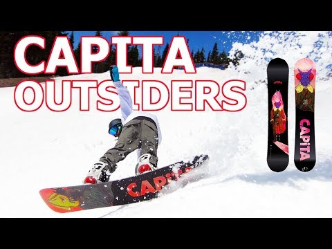 Capita Outsiders Snowboard Review