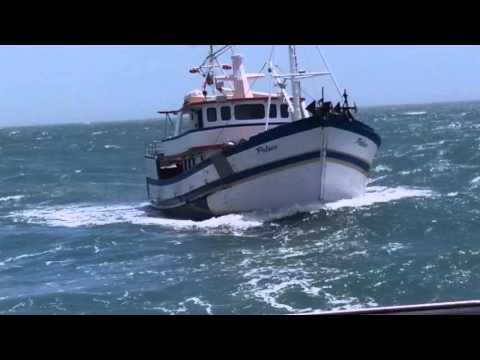 Barco de pesca Polaco
