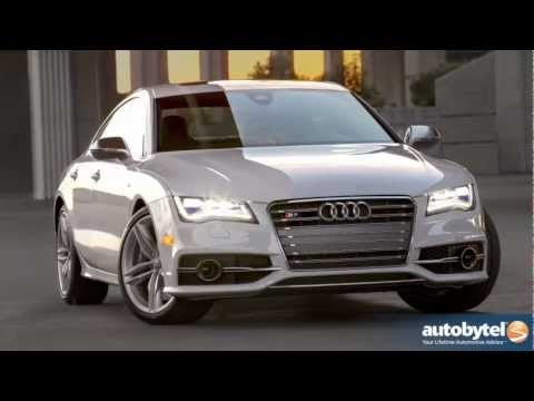 Audi S7 Video Road Test & Review