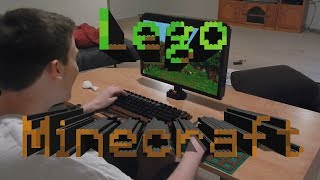 The Real Lego Minecraft