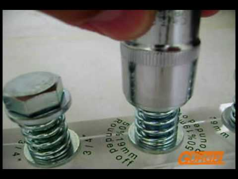 Jogo de soquetes Multi-lock com Encaixe 3/8 Pol. e 25 Peças - Video