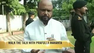 Walk The Talk With PK Mahanta
