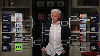 Predicciones de Mourinho: ¿Quién llegará a las semifinales del Mundial?