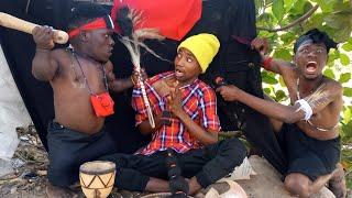 CHEKA NA COMEDY ZA MTUKUFU (MGANGA)