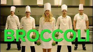 BROCCOLI VIDEO: watch it on YouTube now.