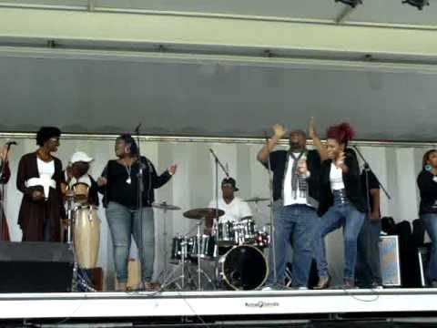 Monique Renee Live @ Praise In The Park