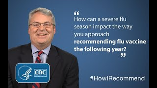 Getting the Flu Vaccine After a Severe Flu Season: Dr. Kevin Ault Explains