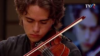 Enescu Competition,Paganini God Save The King-Giuseppe Gibboni