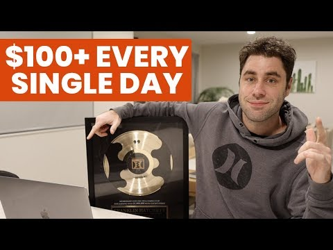 Best Way To Make Money Online For Beginners To Get Started In 2020 ($100+ A Day)