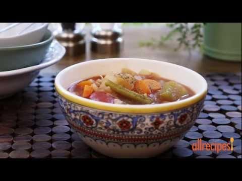 How to Make Cabbage Fat Burning Soup | Resolution Recipes | Allrecipes.com