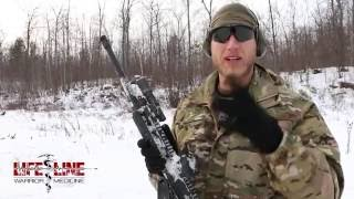 What Happens When You Bury A Rifle In The Snow?