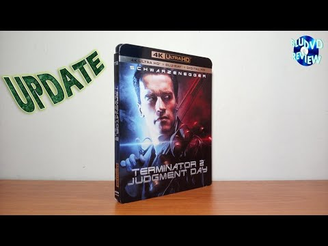 Terminator 2 Judgment Day 4K Ultra HD