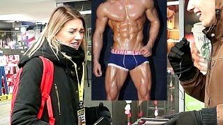 Kobiety oceniają męskie wysportowane ciała [Patryk2703 vs Kulturystyki100pro] Warszawski Koks