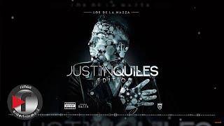 Justin Quiles & Los De La Nazza - Un Rato ( Audio Oficial )