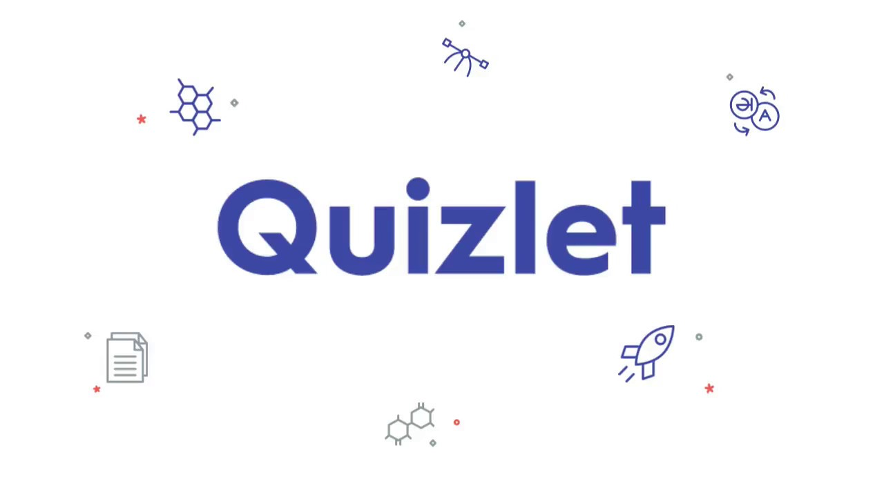 A demonstration using Quizlet