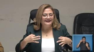 Procuradora Presenta al TSE Informe Sobre Elecciones 2018