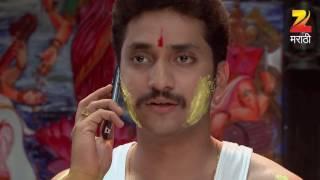 Ratris Khel Chale  Marathi Serial   Episode - 125   Madhav Abhyankar  Best Scene   Zee Marathi