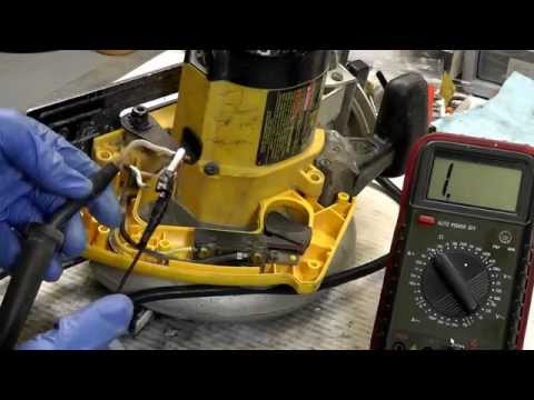 How to Change the Blade Clamp on the Bosch RS15 and RS20 saws