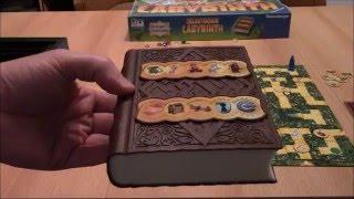 Brettspiel Das elektronik Labyrinth - Überblick und Kurzanleitung - Ravensburger - 2-4 Spieler