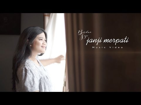 Berdua Saja - Janji Merpati (Official Music Video)