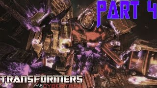 Rise of Corruption -Transformers: War for Cybertron- part 4