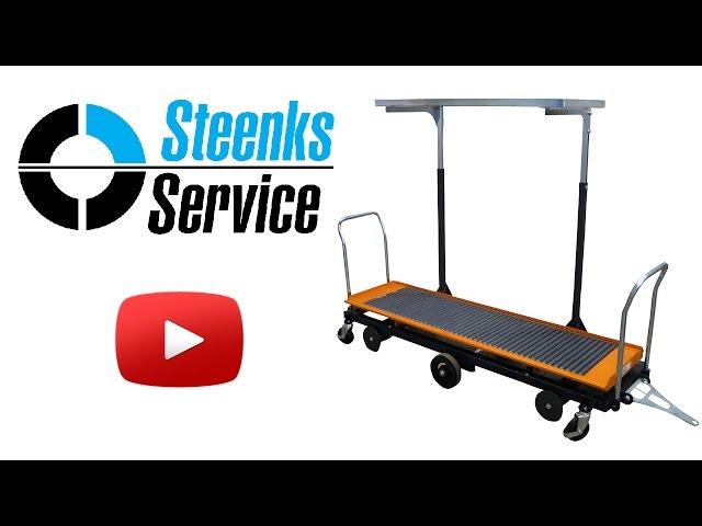 YouTube video   Erntewagen Strauchtomaten