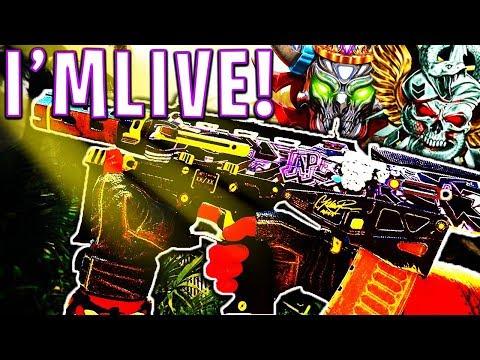 Back On BO4 // Master Prestige level 1000 // Top Ranked Players // Insane Gameplay! // Live Gameplay