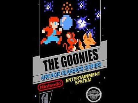 Goonies NES with 3dSen