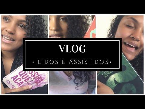 SEMANA PRODUTIVA DE LEITURAS E NEM TANTO DE ASSISTIDOS | What Jana Reads
