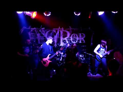 Aegror - Buried in oblivion live 2014