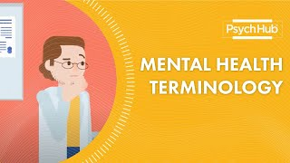 Mental Health Terminology: 5 Words Everyone Should Know