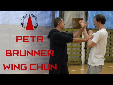Trénuj Kung Fu ve škole Sifu Petra Brunnera
