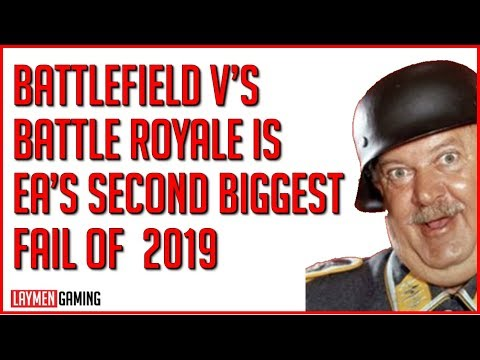 Remember When Battlefield V Released A Battle Royale? Neither Do We.
