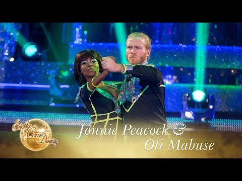 Jonnie and Oti Tango to 'Sweet Dreams' - Strictly Come Dancing 2017