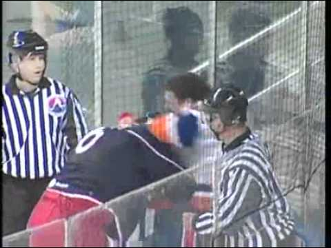 Mike Halmo vs. David Savard