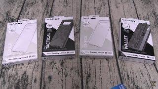 Samsung Galaxy Note8 Tech21 Case Lineup