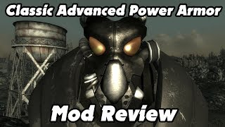 Classic Advanced Power Armor - Fallout Mod Review