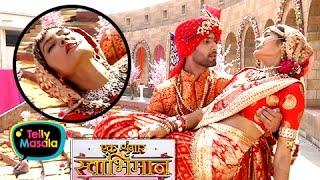 Meghna FAINTS At Her Wedding | एक शृंगार स्वाभिमान | Ek Shringaar Swabhimaan