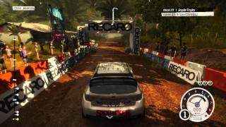 Colin McRae DIRT 2 gameplay