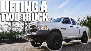 I Lifted My 2 Wheel Drive Truck... Here's Why