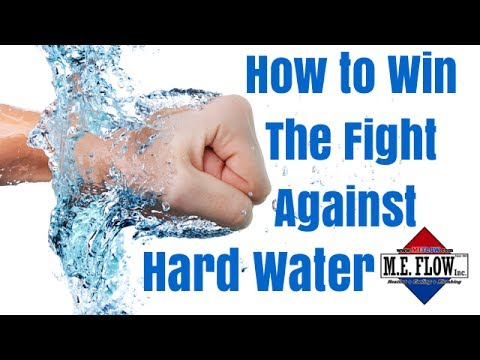 Video How To Treat Hard Water And Prevent Damage From Scale Buildup