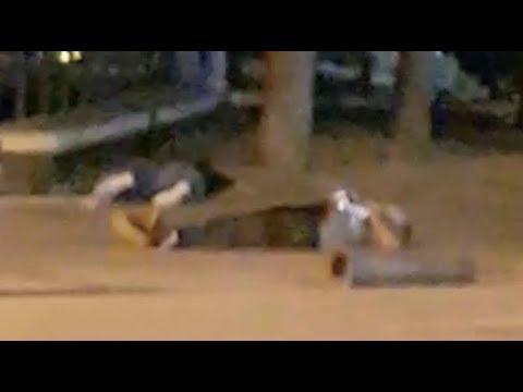Los terroristas abatidos en el atentado en Cambrils