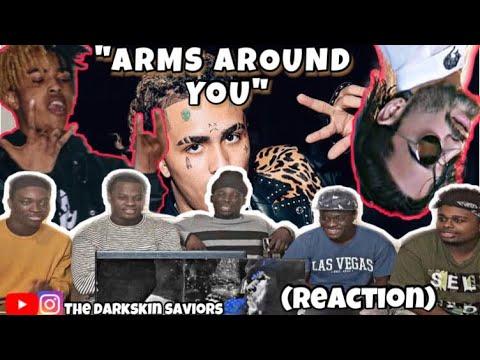 XXXTENTACION & Lil Pump ft. Maluma & Swae Lee - Arms Around You | MUSIC VIDEO (REACTION)