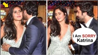 Katrina Kaif & Ex-Boyfriend Ranbir Kapoor HUG & End FIGHT At Filmfare Awards 2019