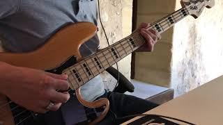 Clara Luciani   La Grenade [bass Cover + Tab]