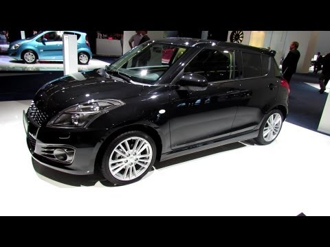 2014 Suzuki Swift Sport Walkaround  at Frankfurt Auto Show