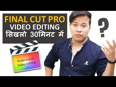 Learn Professional Video Editing with Final Cut Pro Full Tutorial For Beginners