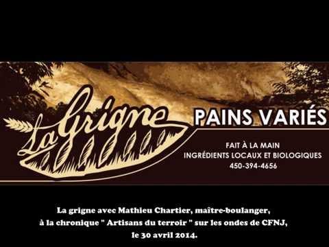 La Grigne, avec Mathieu Chartier, maître-boulanger, 30 avril 2014 CFNJ